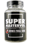 Super Mastervol 90ct Advanced Muscle Science