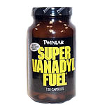 Super Vanadyl Fuel 120ct TwinLab