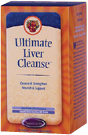 Ultimate Liver Cleanse 60ct Nature's Secret