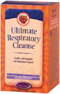 Ultimate Respiratory Cleanse 60ct Nature's Secret