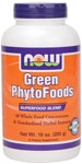 Green PhytoFoods 10oz Now Foods