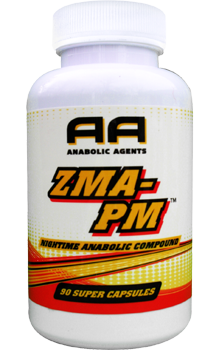 ZMA PM 90ct Anabolic Agents