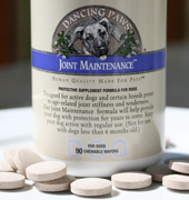 Joint Maintenance for Dogs 90ct Dancing Paws