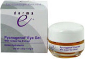 Pycnogenol Eye Gel .5oz Derma E