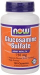 Glucosamine Sulfate120ct Now Foods (750mg)