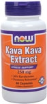 Kava Kava 60ct Now Foods (250mg)