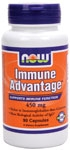 Immune Advantage 90ct Now Foods