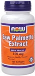 Saw Palmetto Double Strength 120ct Now Foods (160mg)