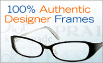 100% Authentic Frames
