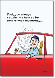 Smart With Money Card