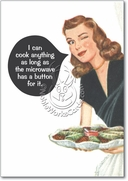 I Can Cook Card