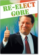 Reelect Gore Card