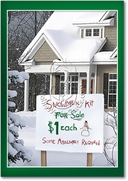 Snowman Sale Pack of 12