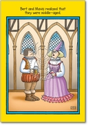 Middle Ages Card
