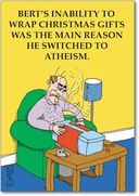 Switched to Atheism Card