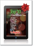 Top Selling Tablet Card