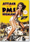 Attack of PMS Woman Card