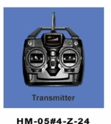 4-Channel Radio Transmitter