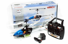 Double Horse Syma 9094 Shuttle RC Helicopter 3CH Ready to Fly (Black)