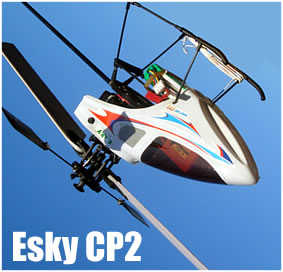 ESKY Honey Bee CP2 6-Channel Radio Remote Controlled RC Helicopter w/ Collective Pitch & Ready to Fly ESKY005A-HoneyBeeHelicopter