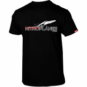 NitroPlanes T-Shirt Size S