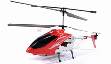 "Syma S031 3 Channel Huge Size 24"" Long Outdoor RTF Remote Control Helicopter w/ Gyroscope (Red)"