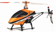 Walkera HM V200D02 Metal 2.4GHz Flybarless w/ Auto Stabilizing Gyro/WK2403 Digital Transmitter Ready to Fly