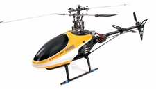 6-CH Dynam E-Razor 450 Metal Direct-Belt-Driven Brushless 3D RC Helicopter Fully-Loaded w/ Lipo, Brushless Motor+ESC 2.4G Ready to Fly