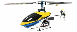 New 4 CH 2.4GHz Walkera CB100 Radio Control Electric RC Helicopter RTF/ LCD Transmitter/ Aluminum Rotor Head /Brushless Main & Tail Motors