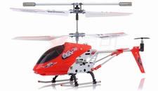 3.5-CH Dynam Vortex M100 Infrared RC Micro Helicopter Ready-to-Fly w/Gyro (Red)