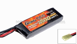 GENS ACE 1800mAh 7.4V 20C for AirSoft