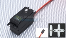 Solar Servo D770 High Voltage Low Profile .06sec@7.4v Digital Metal Gear 47g