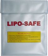 Li-Po GUARD 25x33cm Safety Battery Charging/Storing Bag