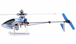 Exceed RC Eagle 50 RC Helicopter 2.4Ghz 6-Channel LCD Transmitter 100% Ready to Fly w/ LiPo Battery+Charger w/ Aluminum Case!