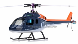 Esky Honey Bee CT 6CH CCPM CNC Metal Flybarless RC Helicopter RTF 2.4GHz