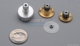 Servo Gear Set for D652 D227F