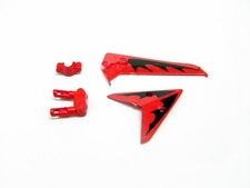 Tail Decoration (Red) 56P-S107-03-Red
