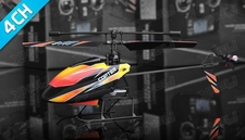 2.4Ghz 4 Channel V911 RC mini Helicopter (Orange)