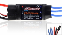 Exceed RC Proton/Volcano Series 80A Brushless Speed Controller ESC [Volcano Series]