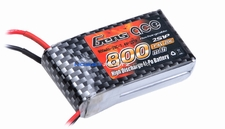 Gens ace LIPO 800mAh 20C 7.4V lipo battery pack