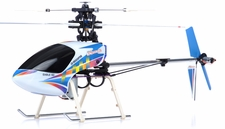 Exceed RC Eagle 50 RC Helicopter 2.4Ghz 6-Channel LCD Transmitter 100% Ready to Fly w/ LiPo Battery+Charger, Everything!
