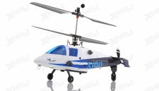 Walkera Super Mini and Fine Simulation X100  4 Channel RC Helicopter ARF Version