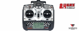 Walkera 2.4Ghz 4 Channel Radio Control Spread Spectrum Transmitter w/ LCD Monitor for Exceed RC Helicopters Walkera-WK-2403