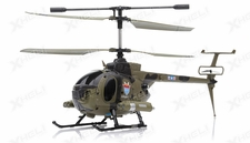 3.5 Channel 3319B Photo/Video taking RC Helicopter RTF with Built in Gyro + Camera (Green)