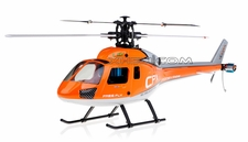 New Esky Honey Bee CPX (Orange) 6CH CCPM RC Helicopter RTF 2.4GHz