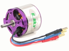 Esky 450 Brushless Motor 3800RPM/V for Belt CP 450 RC Helicopters