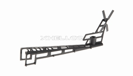 Components of the Smaller fuselage (Black) 28P-9006-02-Black