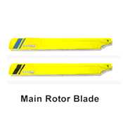 50H08-01 Main Rotor Blade for Walkera DragonFly /Exceed RC G2 50H08-01
