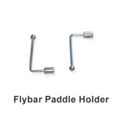 50H08-04 Flybar Paddle Holder 50H08-04