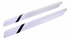 FRP main blade for electric 450 helicopter(335mm) EXI-Pro-3352